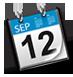 calendrier des disponibilités du gîte