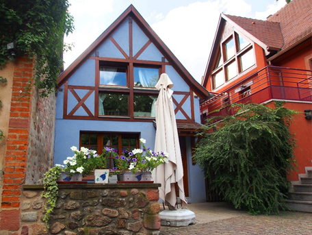Gite a Kaysersberg - Le Clos du Schlossberg